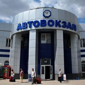 Автовокзалы Началово