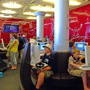 Интернет-кафе Началово