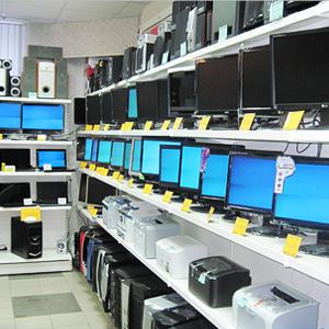 Компьютерные магазины Началово
