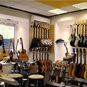 Музыкальные магазины Началово