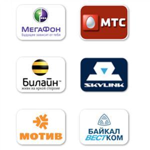 Операторы сотовой связи Началово
