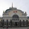 Железнодорожные вокзалы в Началово