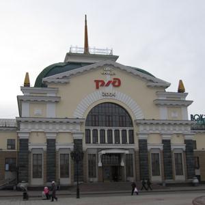 Железнодорожные вокзалы Началово